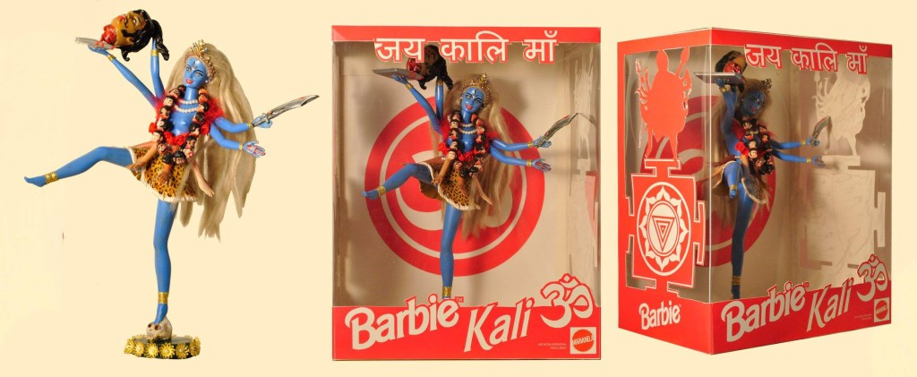 I like Barbie Kali