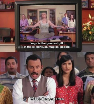 Review I Watched The Outsourced Tv Series And Loved It
